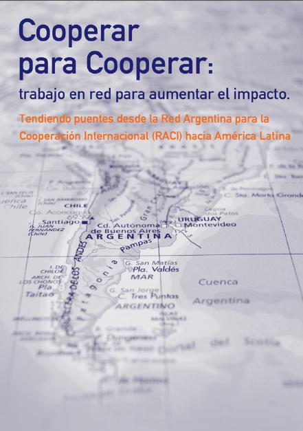 Cooperar para cooperar trabajo en red para aumentar el impacto.