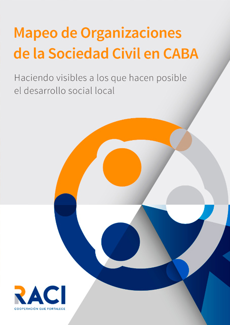 Mapping of Civil Society Organizations y entre paréntesis Buenos Aires City
